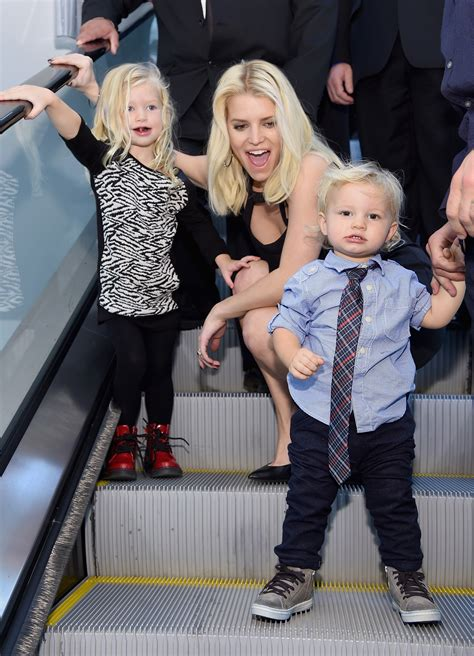 Jessica Simpson Bullied For Sharing Sons Photo With Long