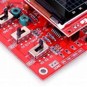 New Welded Dso138 2 4 U0026quot Tft Digital Oscilloscope Probe