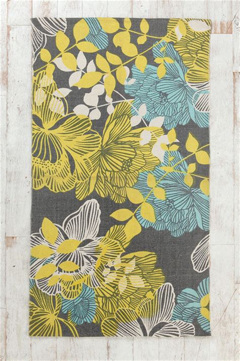 plum and bow rug plum bow silhouette garden rug contemporary rugs