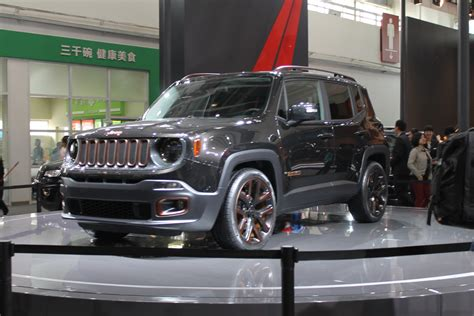 2018 Jeep Renegade Zi You Xia Concept Picture 550424