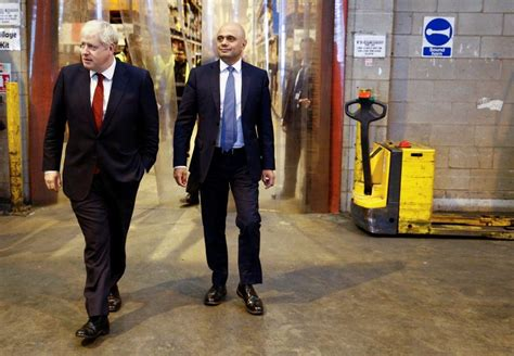 Sajid Javid quits dramatically as Chancellor as cabinet ...
