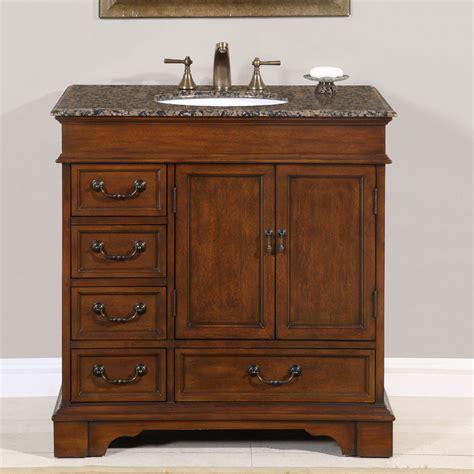 single sink bath vanity 36 perfecta pa 135 bathroom vanity single sink cabinet