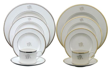 personalized pickard china ik yacht design