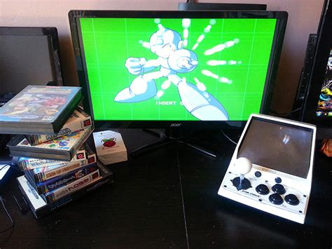 portable raspberry pi arcade machine starforce pi technabob