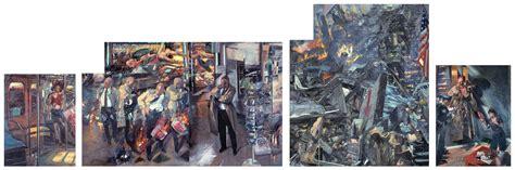 Paintings:Polyptychs | JeromeWitkin.com
