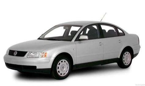 volkswagen passat models trims information