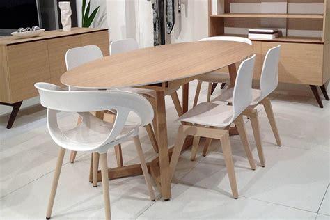 table salle a manger avec rallonge table ovale avec rallonge integree mobiliers tables ovales rallonges et table