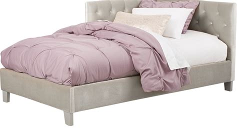 lucie champagne  pc full corner bed