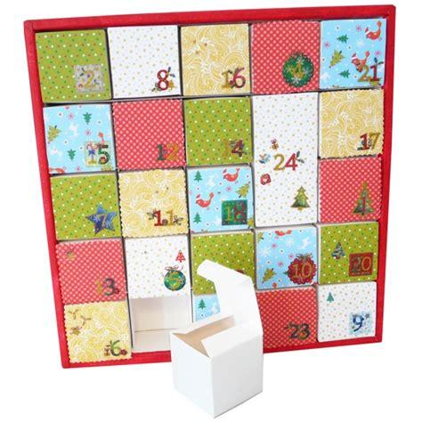 kalender zum selber basteln adventskalender zum selber basteln tolle bastelidee