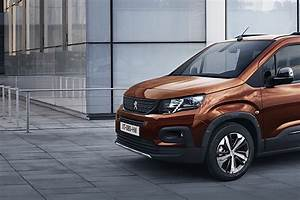 Peugeot Rifter Break : 2018 peugeot rifter unveils official details replaces ~ Melissatoandfro.com Idées de Décoration
