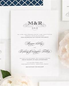 antique monogram wedding invitations wedding invitations With monogram for wedding invitations etiquette