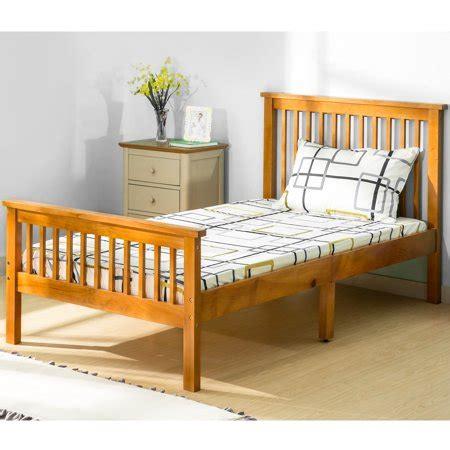 harperbright designs twin wood platform bed
