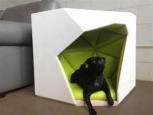 geodog dog house by laser lab studio dog milk With modern indoor dog house