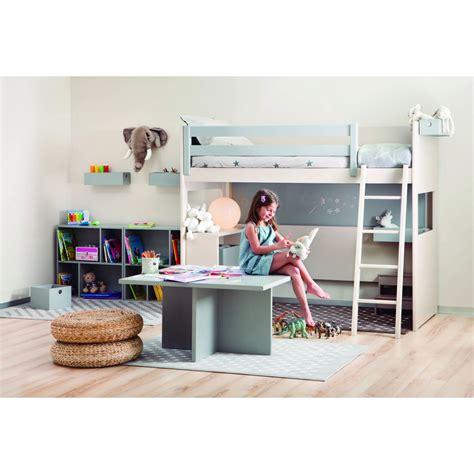 chambre enfant lit mezzanine chambres d enfants design de qualit 233 et 233 volutives