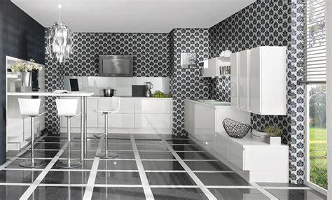 cuisine blanc et noyer cuisine blanche pourquoi la choisir maison