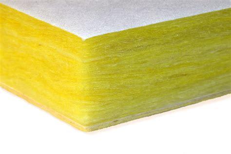 Insulating Fiberglass Ceiling Tiles With High Nrc Value
