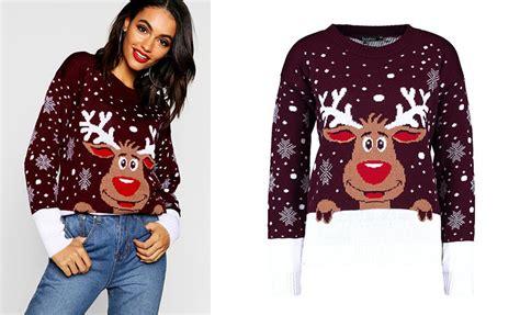 Neizostavni Boohoo božićni džemperi čekaju na vas ...