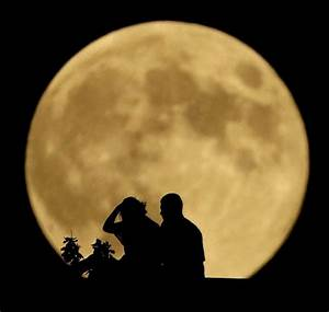 Brightest supermoon to be closest to Earth in 68 years ...