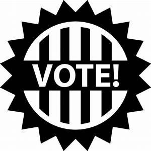 Votar insignia para las elecciones políticas | Descargar ...