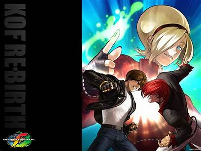 Iori Kof Kyo Fighters King Xii Wallpapers