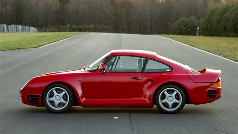 How Much Would You Pay For A 1987 Porsche 959 'Komfort'?