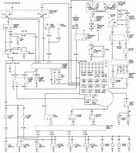 1998 Chevy Astro Van Fuse Diagram
