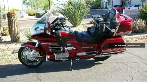 honda goldwing 1500 1997 honda gl1500 gold wing se moto zombdrive