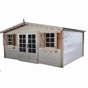 Poteau Bois Rond 3m : poteau bois rond pour portique abri de jardin et ~ Voncanada.com Idées de Décoration