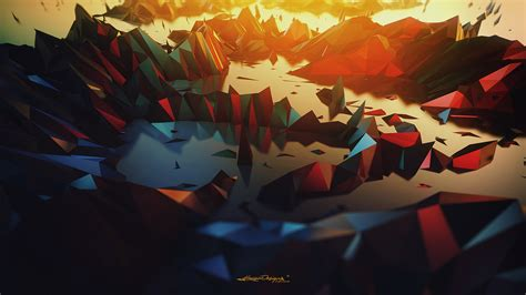 3 Dimensional Prints by 3 Dimensional Abstract Digital Hd 3d 4k Wallpapers