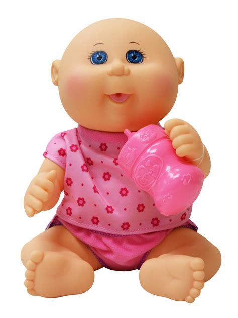 Cabbage Patch Kids 11 Drink N Wet Newborn Pink
