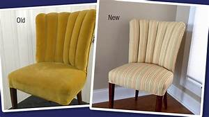 About A Chair : reupholstering a channel back fluted back chair youtube ~ A.2002-acura-tl-radio.info Haus und Dekorationen