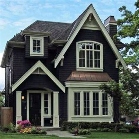 exterior house exteriors exterior colors copper and window