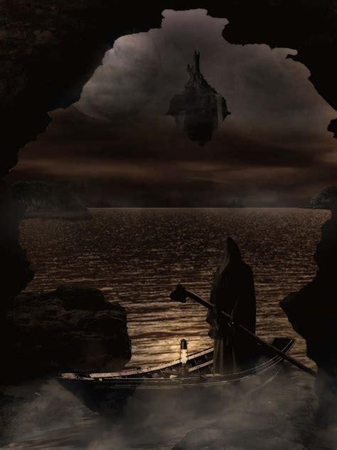 Charon The Ferryman By Leejinlong On Deviantart