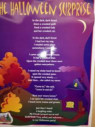 halloween party invitation poem