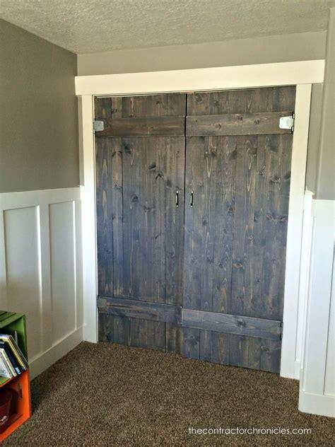 hometalk barn wood closet doors
