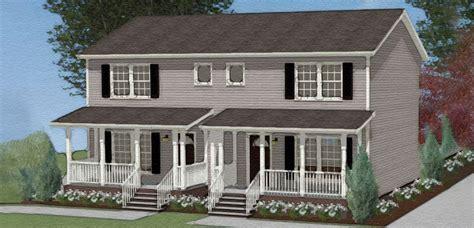 bedford duplex virginia homes building systems