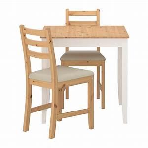 Ikea Esstische Und Stühle : lerhamn tisch und 2 st hle ikea ~ Buech-reservation.com Haus und Dekorationen