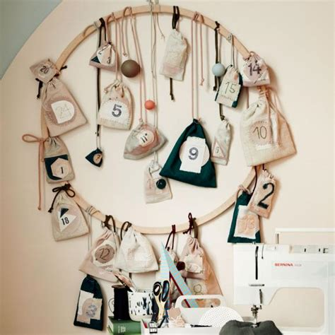 adventskalender ideen zum selbermachen living  home