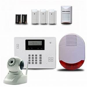 Alarme Maison Telesurveillance : alarme maison sans fil optium ka440 avec cam ra ip de ~ Premium-room.com Idées de Décoration