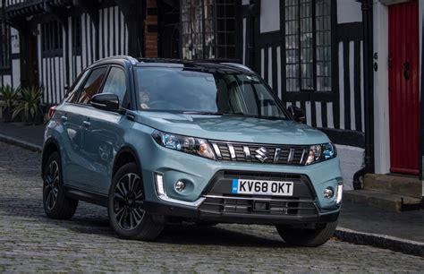 suzuki vitara model range announced revie
