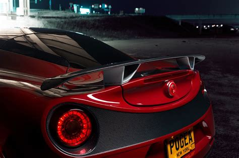 Your German Tuned 308 Hp Alfa Romeo 4c Has Arrived