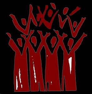 Choir Bordeaux Clip Art at Clker.com - vector clip art ...