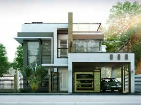 3 story townhouse floor plans eplans
