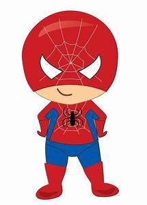 Cute, Superhero, Cliparts