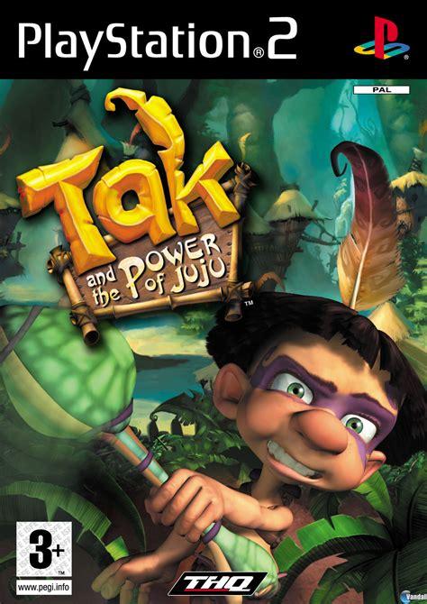 Tak Y El Poder Juju Toda La Informacin Ps2 Gamecube