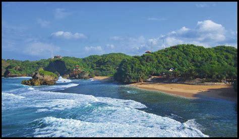 pesona indonesia pesona keindahan pantai kukup jogjakarta