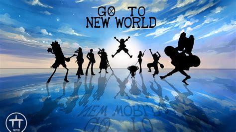 One Piece New World Wallpaper ·① Wallpapertag