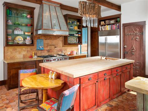 tuscan kitchen paint colors pictures ideas  hgtv hgtv