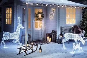 Christmas, House, Lighting, Ideas