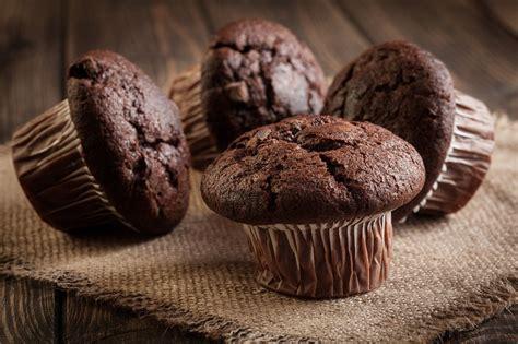 recette muffins moelleux au chocolat noir marie claire